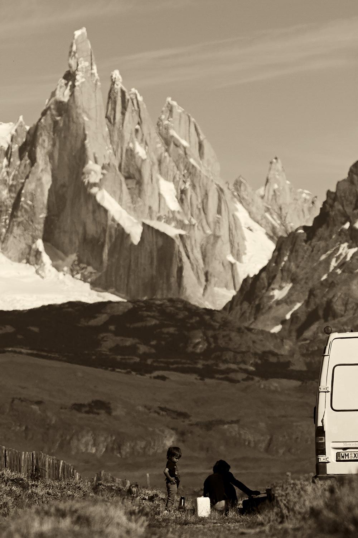 Endlich El Chalten – Kapitel 8 einer grüneren Reise
